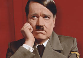 Hitler Lachen