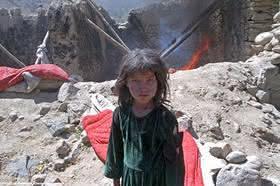 Kinder im Krieg - wenn die Mutter fehlt